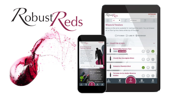 Robust Reds - Wine Charity Event